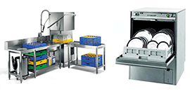 Dishwashers, Kitchen Equipment