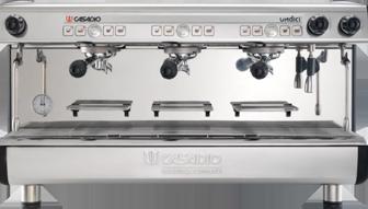 Espresso cappuccino machine.