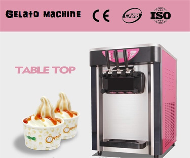 Ice cream machine - gelato