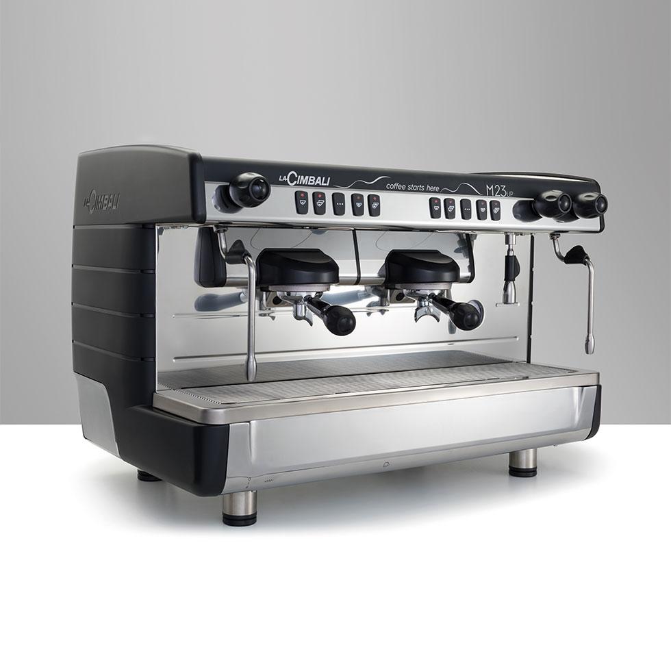 Espresso cappuccino machine. la cimbali