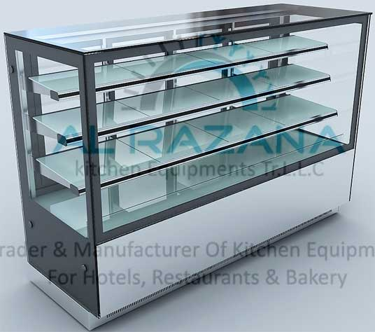 Cake Display Chiller 2 meter