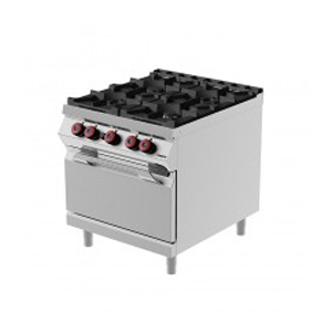 Gas cooker 4BURNERS,
