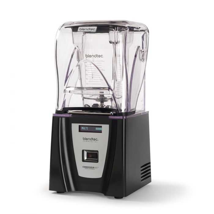 Blendtec ICB3 Commercial Blender Smoothie Maker With Sound Enclosure And Two jar