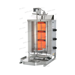 Electric shawarma machine - potis