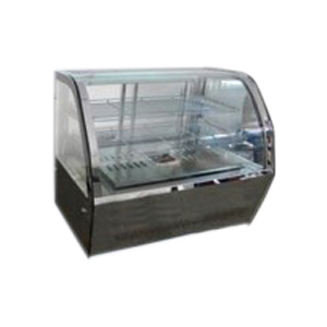 Food display warmer -LAVA INOX