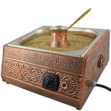 Turkish Sand Coffee Maker