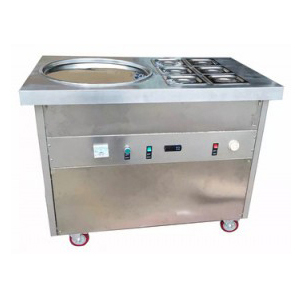 fry ice cream machine - gelato